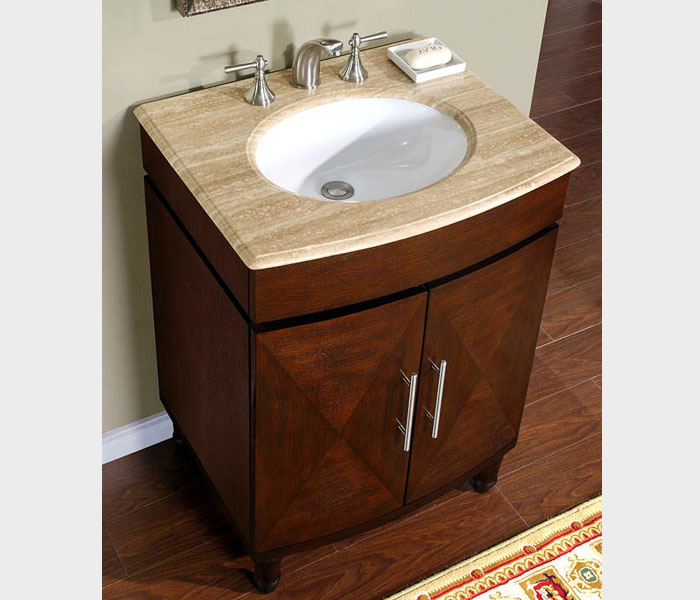 Hyp 0220 Uwc 26 T Bathroom Vanities For Less Small Single Sink Bath Vanity Warehouse Showroom Sherman Oaks Los Angeles Vanity